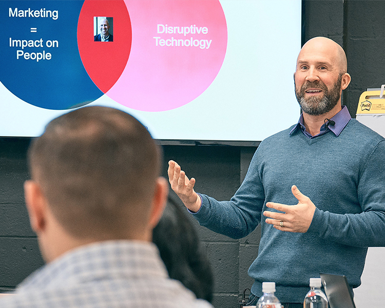 Digital Transformation - SHIFT Society Event - March 2019