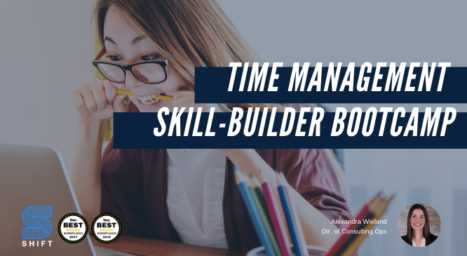 Time Management Skill-Builder Bootcamp