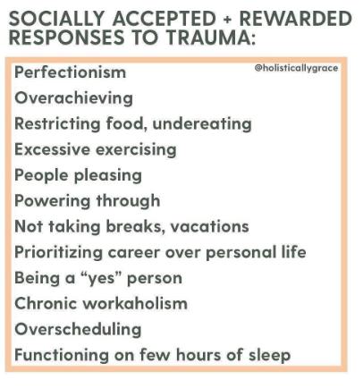 trauma responses